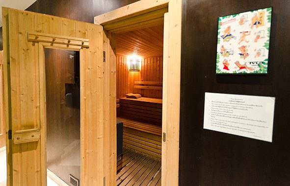 the-madison-condo-sauna
